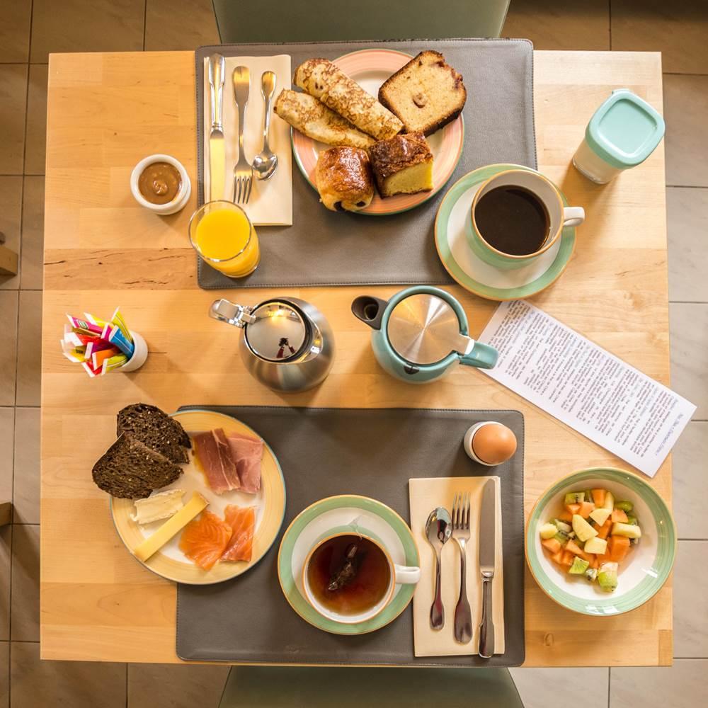 Petit-déjeuner Désirade ©