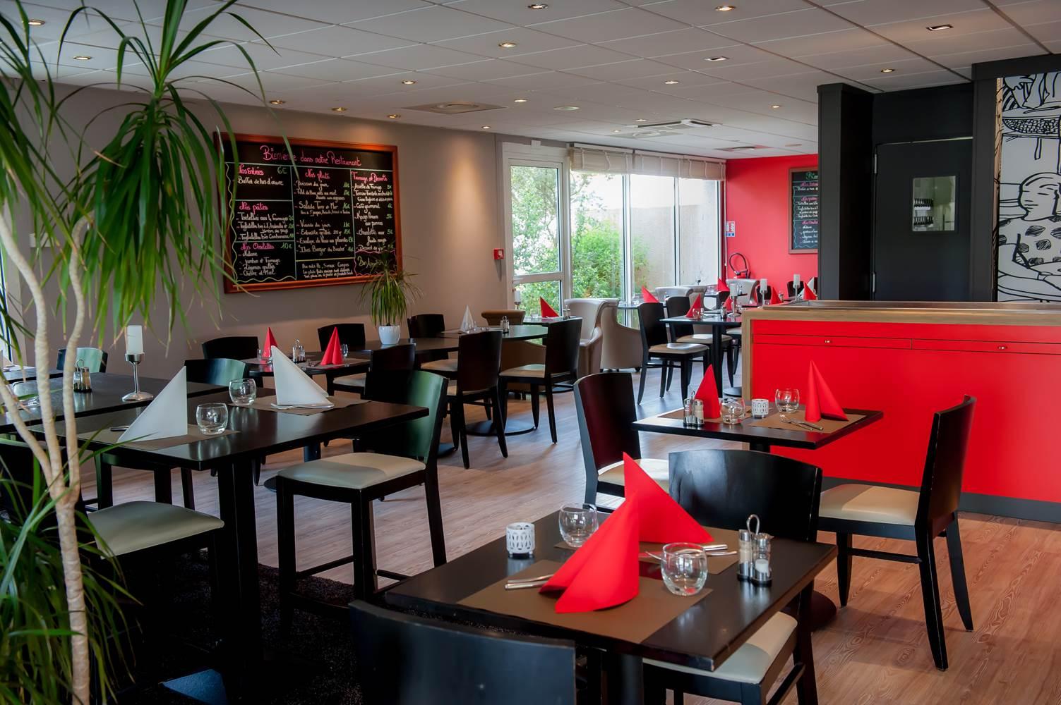 hôtel ibis vannes restaurant ©