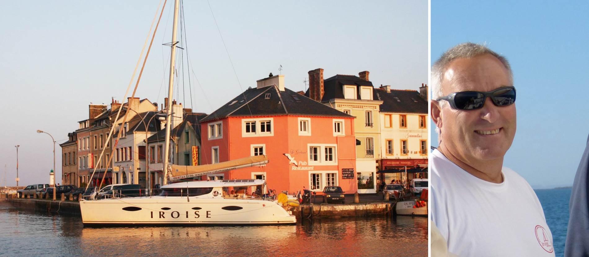 Iroise Catamaran1 © Iroise Catamaran