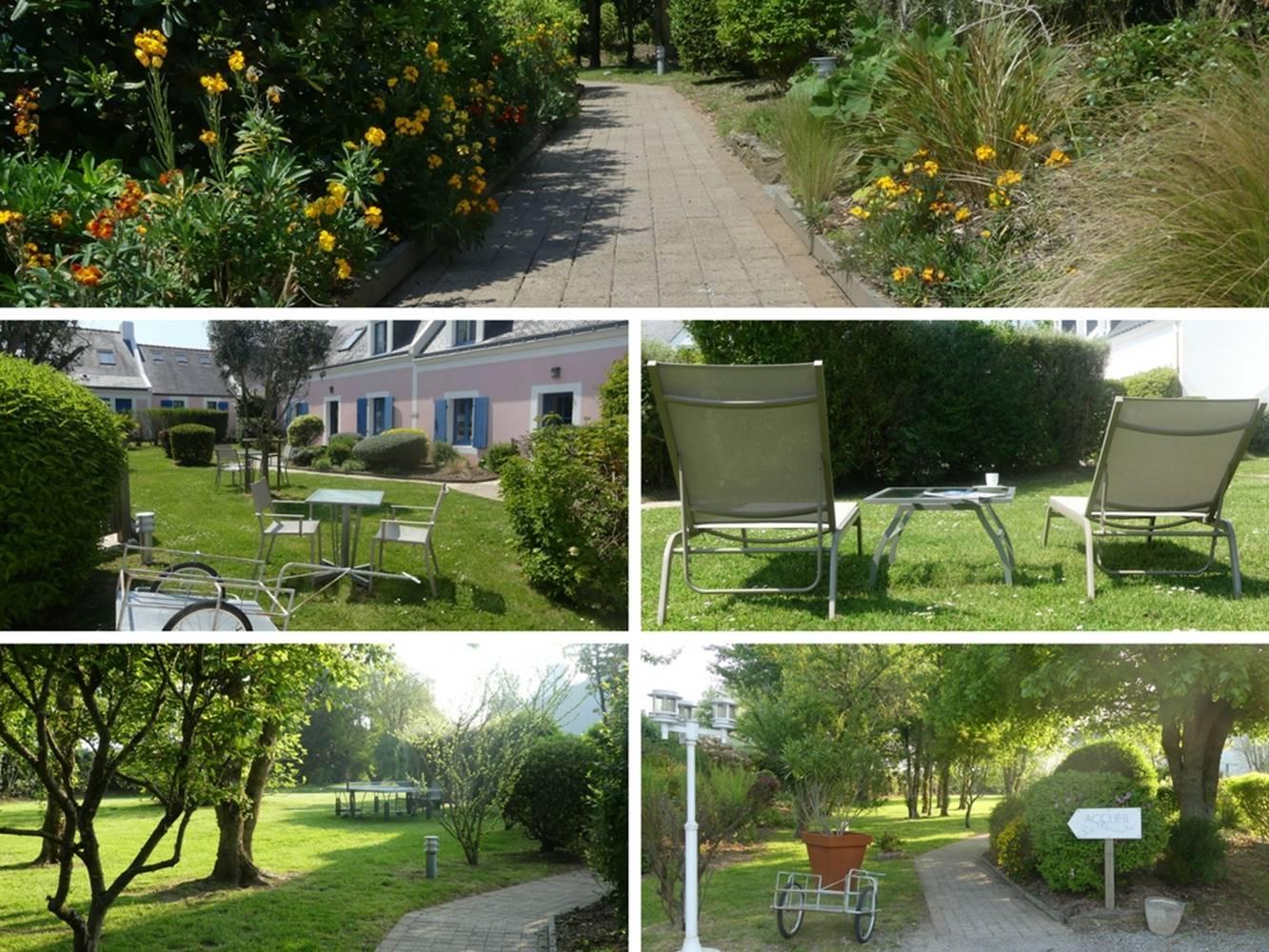 Jardin printanier ©
