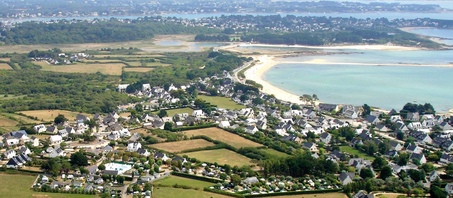 Camping-Les-Druides-Carnac-Morbihan-Bretagne-Sud © Camping-Les-Druides-Carnac-