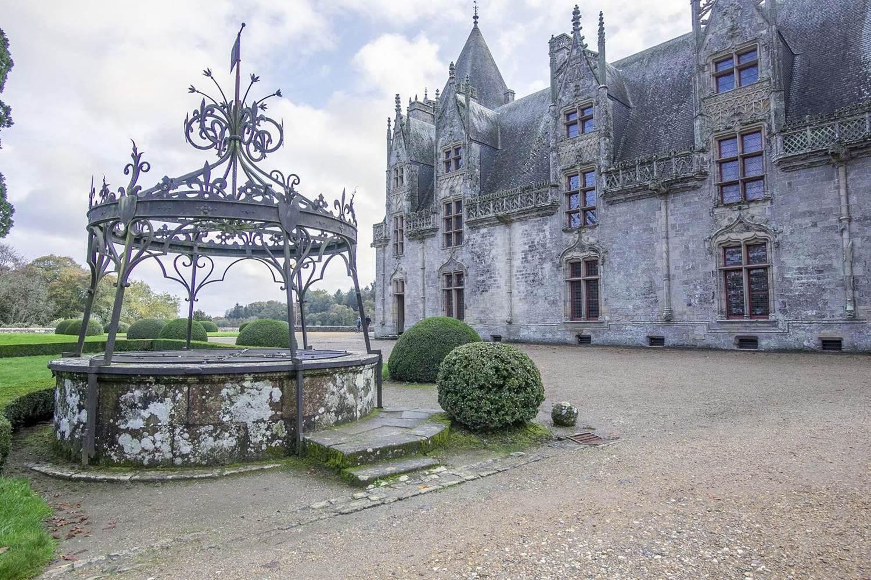 Château et parc de Josselin - Morbihan Bretagne Sud-29 © Meero