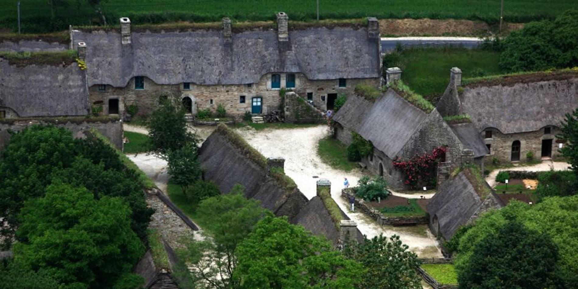 le village de Poul-Fetan ©