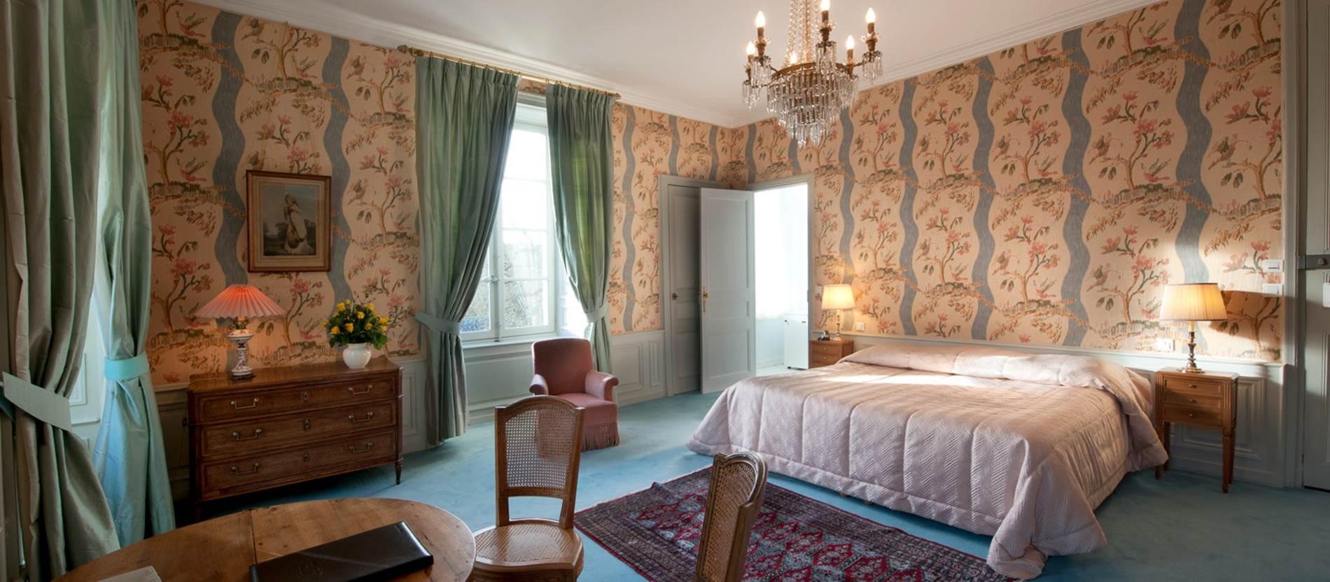 Hôtel-Chateau-Locguénolé-Kervignac-Morbihan-Bretagne-Sud © Hôtel-Chateau-Locguénolé-Kervignac