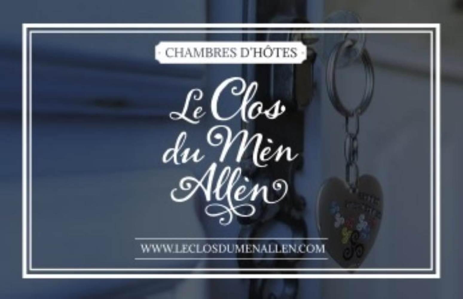 Le Clos du MènAllèn - Chambre d'hôtes de charme ©