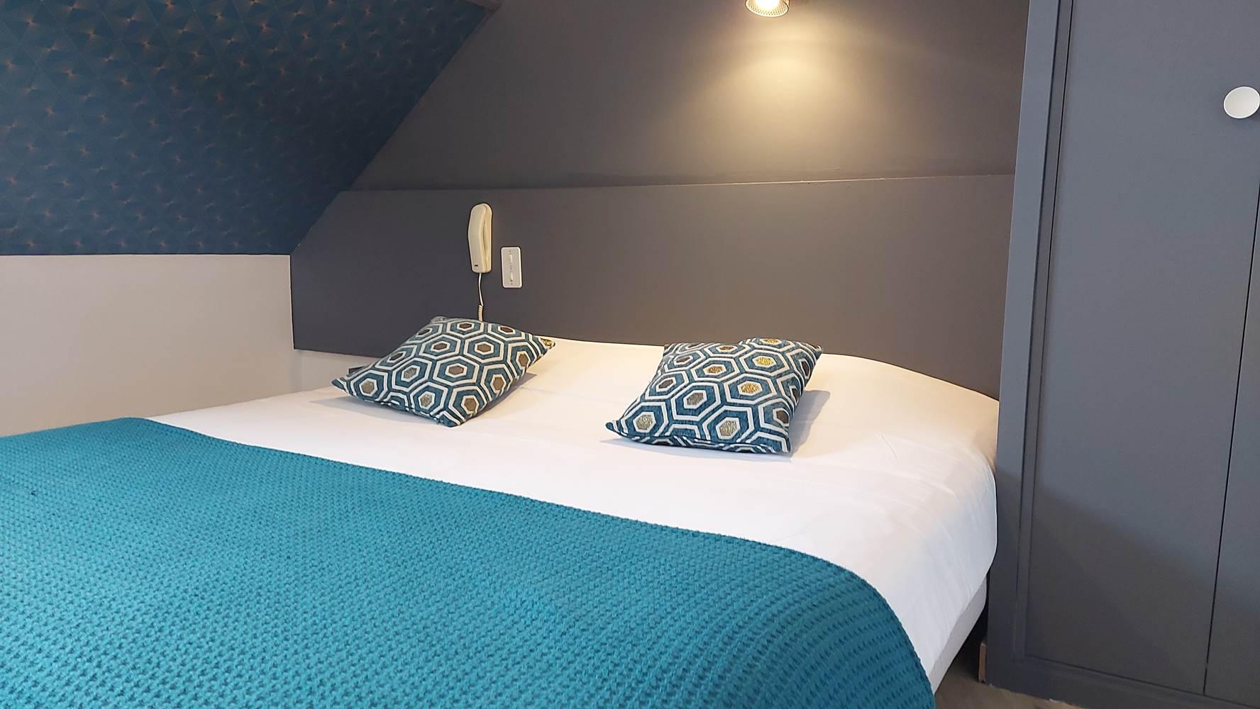Chambre 7 - Double confort 2ème étage ©