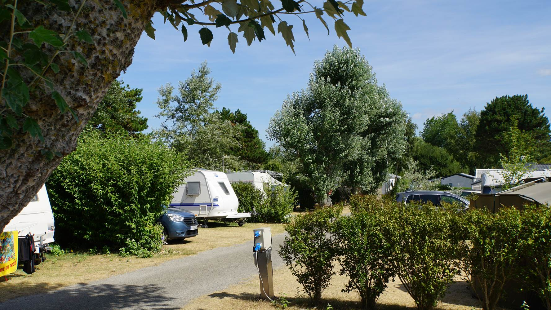 emplacement camping ©