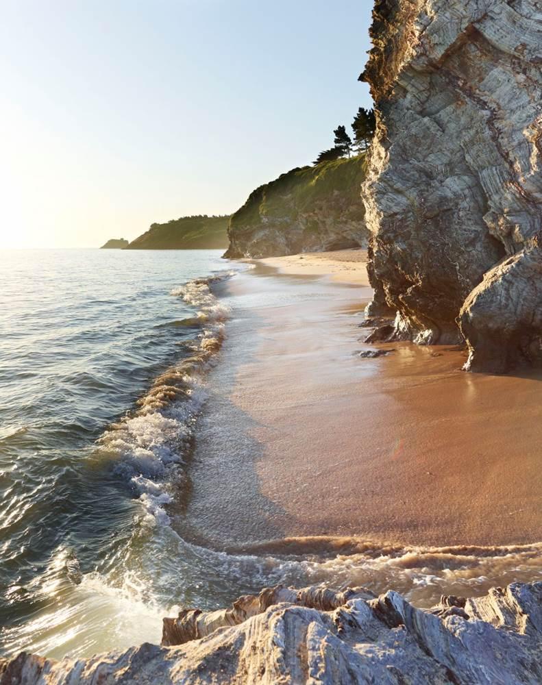 belle-ile-paysage-lande-vue-mer-plage©Philippe Ulliac (3) ©