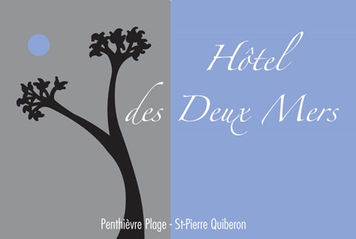 Hotel-Deux-Mers-Quiberon-Morbihan-Bretagne-Sud © Les deux mers