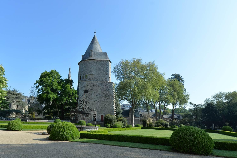 Château et parc de Josselin - Morbihan Bretagne Sud 9 © Michel RENAC