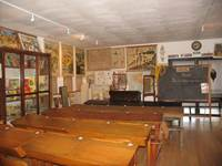 A l'école d'autrefois au Musée des Arts, Métiers et Commerces