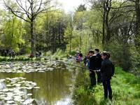 Initiation pêche à Pluvigner en avril