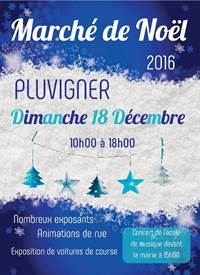 Marché de Noël de Pluvigner