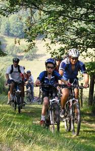 Ronde des Menhirs - Rando pédestre, cyclo et VTT