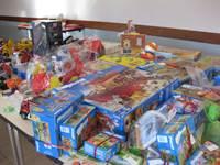 Bourse aux jouets à Péaule