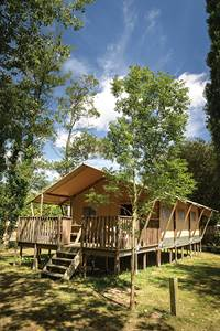 Art Nature Village - tentes Lodges