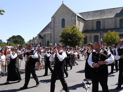 La Fête Celtique à Saint-Gildas-de-Rhuys