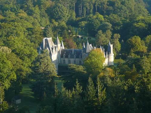 Résidence Château Country Club de Trédion