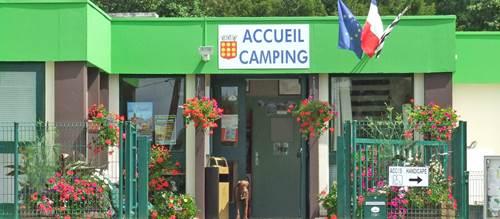 Camping municipal de la Daufresne