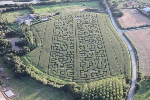 Pop Corn Labyrinthe Ploemel