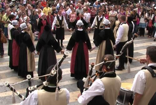 Fest-noz des Danserien au Faouët