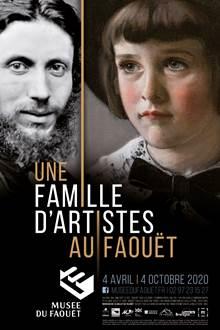 « Du Faouët au Pouldu, l'Ellé et la Laïta vus par les peintres »