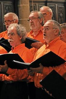 Concert du Choeur de la Ria