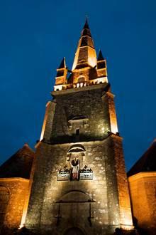 Concert Nedeleg E Breizh: bombarde, orgue et chant
