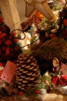 Marché de Noël au Forges de Lanouée