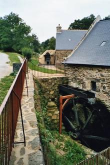 Visite du Moulin de Lançay