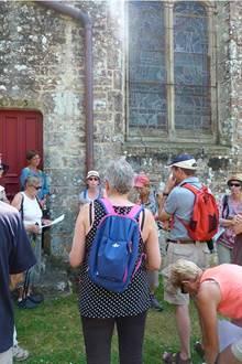 Randonnée Patrimoine - Marche et Histoire