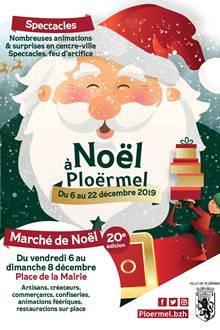 Marché de Noël de Ploërmel