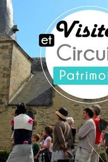 Visites et circuits du patrimoine avec Jacques Hazo