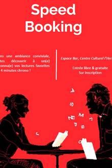 Speed-Booking ... à la Médiathèque de Sarzeau