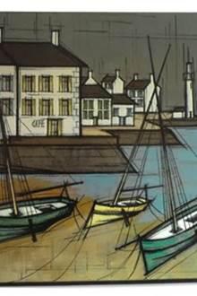 Exposition de peinture de l'artiste Claudio Calaci