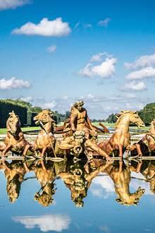 Les Jardins de Versailles par Pierre-Marie Sallé