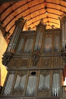 Concert d'orgue à la Basilique