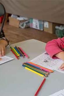 Le club des petits découvreurs (4-6 ans) : Fais bouger la couleur !