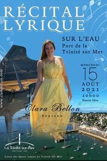 Récital Lyrique avec Clara Bellon et Camille Grandin