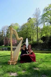 Concert Duo Artémis  à l'Abbaye de Rhuys