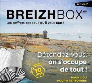 Breizhbox®, le coffret-cadeau qu'il vous faut !