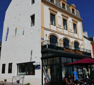 Hôtel-Restaurant Le Bretagne