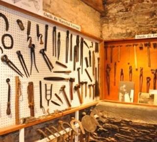 Musée de géologie et atelier des vieux outils