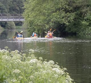Canoë Kayak Amicale Laïque Cleguer (CKALC)