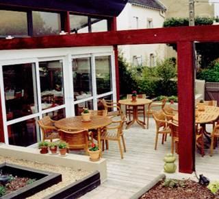 Restaurant Le Jardin Gourmand