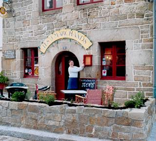 Restaurant Les Trois Marchands