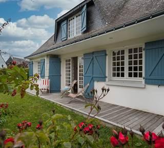 Carnac - villa 6 pièces - 110m² - Wifi