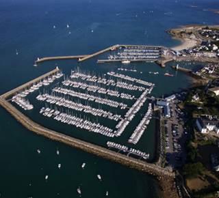 Port de plaisance de Port Haliguen
