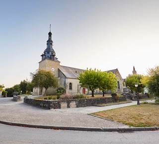 Circuit VTT - Plumergat - Les trois clochers