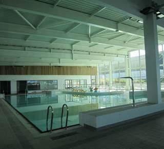 Piscine-Centre aquatique à Locminé